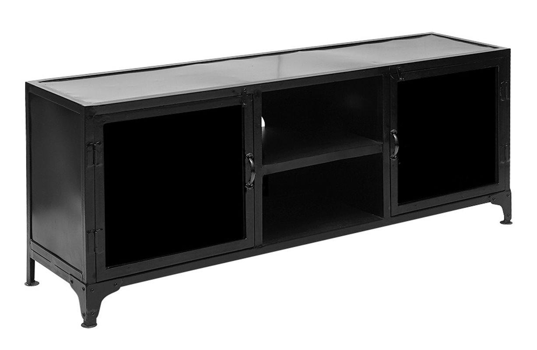 Nykomna Living Furniture - Kilroy Indbo Tv Bänk Athea Plåt Svart CX-33