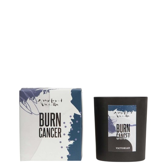 Burn Cancer Doftljus Grapefruit & Vanilla