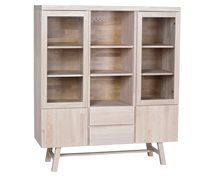 Rowico Highboard Brooklyn